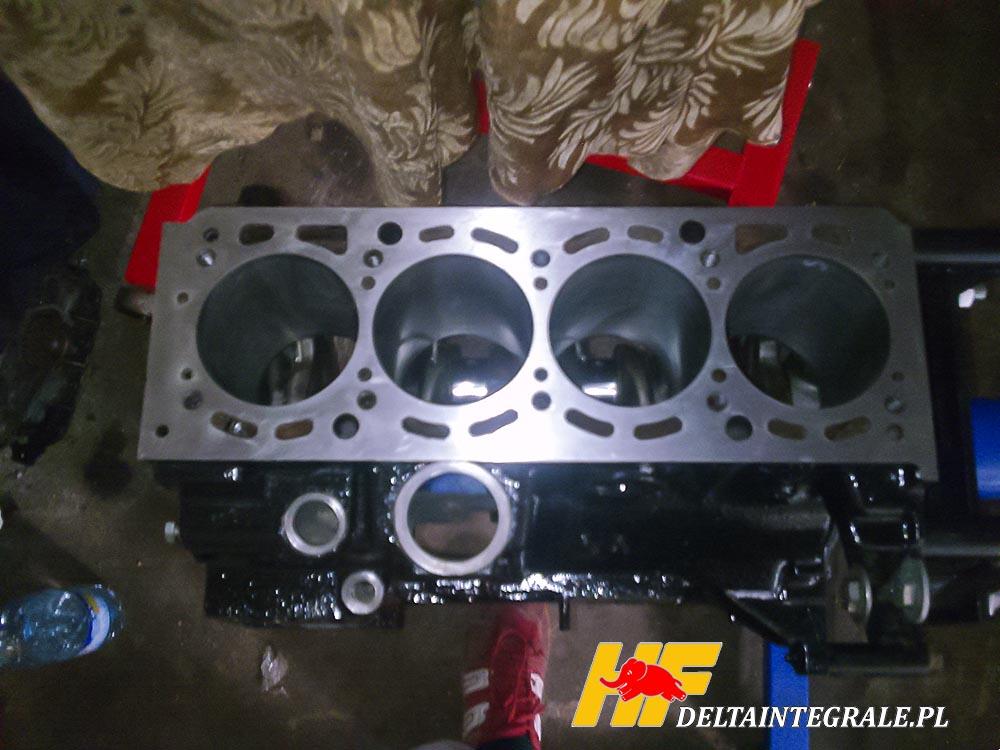 Silnik Delty HF Turbo 1,6 16V